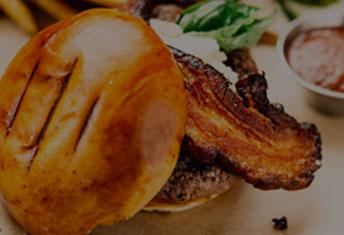Dining Background Image